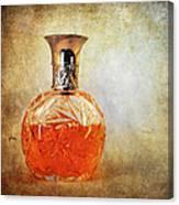 Perfume Bottle II Canvas Print
