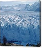 Perito Moreno Glacier, Tourist Overlook Canvas Print