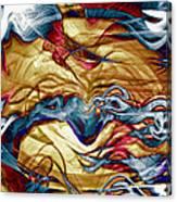 Permanent Waves Canvas Print