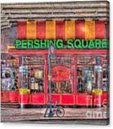 Pershing Square Central Cafe I Canvas Print