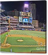 Petco Park San Diego Padres Canvas Print