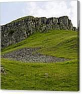 Peter's Stone - Derbyshire Canvas Print
