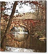 Petit Jean State Park Canvas Print