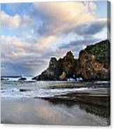 Pfeiffer Beach Canvas Print