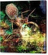 Phage Dreaming 1 Canvas Print
