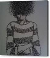 Phil Lynott  Canvas Print