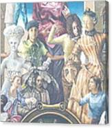 Philadelphia Wall Painting Canvas Print