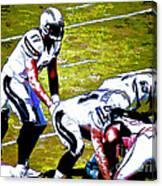 Phillip Rivers Quarterback Canvas Print