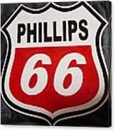 Phillips 66 Canvas Print