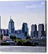 Philly Canvas Print