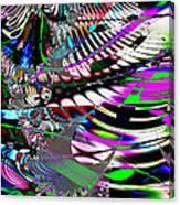 Phoenix Rising . S3.s9 Canvas Print