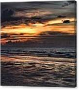Photographing Sunsets Canvas Print