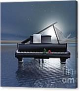 Pianissimo Canvas Print