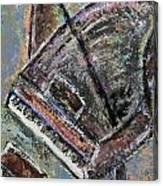 Piano Study 9 Canvas Print