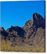 Picacho Peak - Arizona Canvas Print