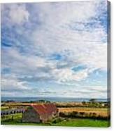 Picturesque Barn Canvas Print