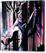 Piercing Caliente Canvas Print