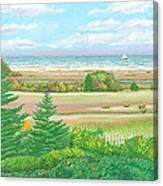 Pilgrim 2 Provincetown Canvas Print