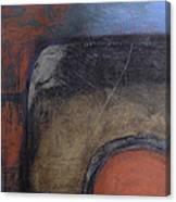Pillar Arch And Disc II Canvas Print