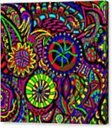 Pinball Anyone Canvas Print