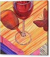 Pinot Noir Canvas Print