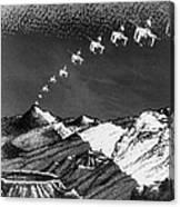 Pioneer Venus 1, 1978 Canvas Print