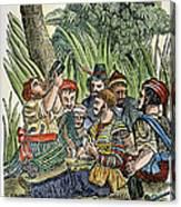 Pirate Crew Canvas Print