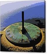 Place Time Dimension Canvas Print