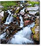 Plaikni Falls Canvas Print