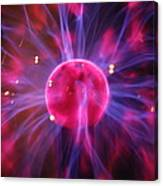 Plasma Canvas Print