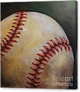 Play Ball No. 2 Canvas Print
