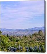 Pleasanton Preserve Canvas Print
