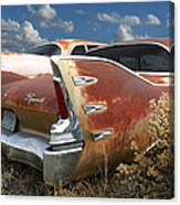 Plymouth Belvedere Canvas Print