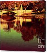 Pocket Of The City Canvas Print