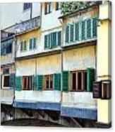Point Veechio 6 Canvas Print