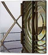 Point Vicente Lighthouse 3rd Order Fresnal Light Canvas Print