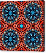 Polkadot Special Canvas Print