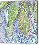 Polke Salad Dreams Canvas Print