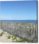 Polpis Harbor - Nantucket Canvas Print