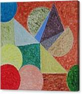 Polychrome Canvas Print