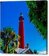 Ponce Inlet Lighthouse 1 Canvas Print