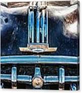 Pontiac Silver Streak Canvas Print