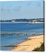 Poole Bay Canvas Print
