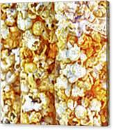 Pop Corn  Canvas Print