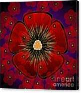 Poppies 2012 Canvas Print