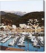 Port Of Soller Canvas Print