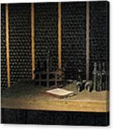 Port Wine Cellar Canvas Print