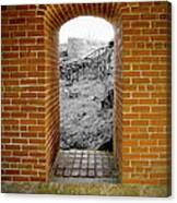 Portal To The Past Canvas Print