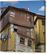 Porto By Day Canvas Print