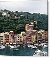 Portofino Dreaming Canvas Print